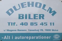 Dueholm Biler